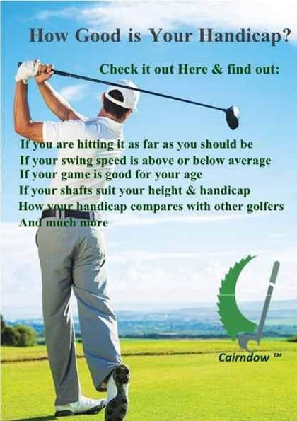 How Good is Your Handicap