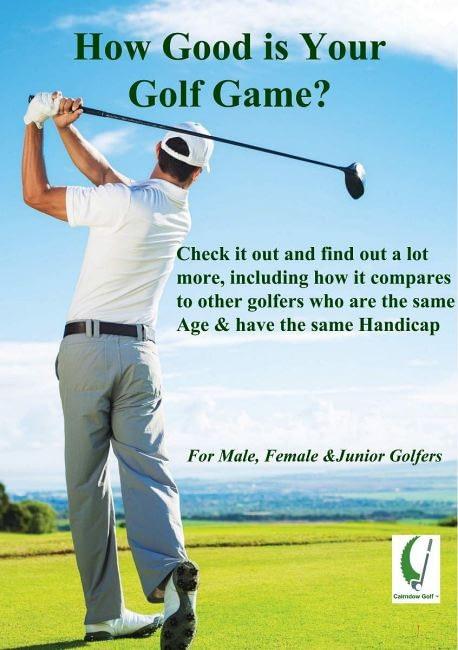 Play better Golf Handbook