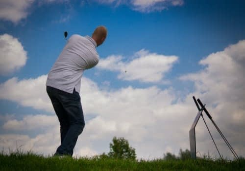 Stages to Golf Improvement